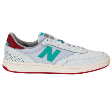 New Balance - Numeric 440 (White/Red)