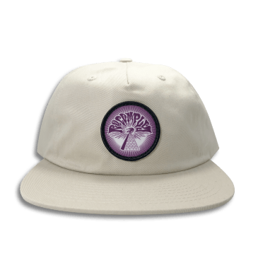 No-Comply 13th Strap Back Hat Birch