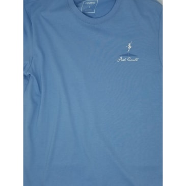CONVERSE JACK PURCELL TEE - LIGHT BLUE