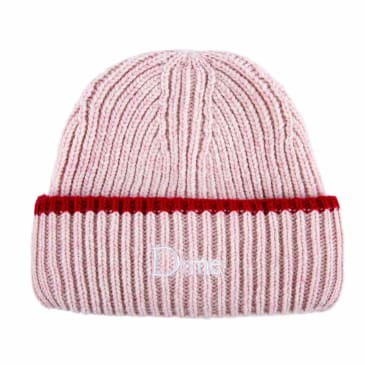 Dime Classic Line Beanie - Light Pink