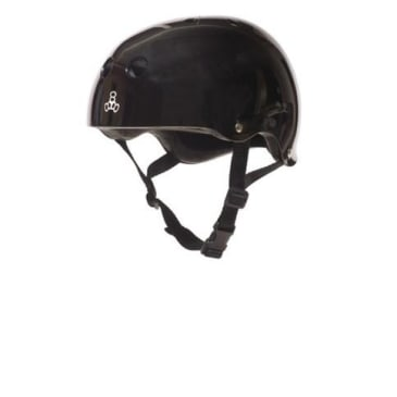 Triple 8 Brainsaver Helmet (Black)