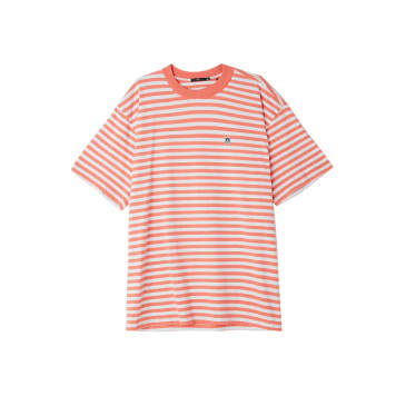 Obey Eighty Nine Icon Box T-Shirt Coral