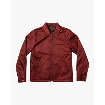 Rvca Supply Zip-up Jacket