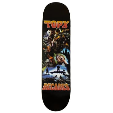 Terror of Planet X Skateboards TOPX Deck - Decades Apocalypse 8.25
