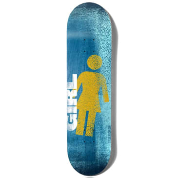 Girl Skateboards Tyler Pacheco Roller OG Skateboard Deck - 8.00