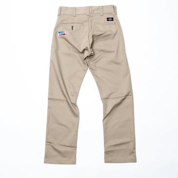 303 Boards - Shorties Dickies Pants (Khaki) (SALE)