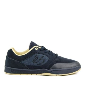 éS Swift 1.5 Skate Shoes - Navy / Yellow