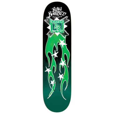 """Krooked Ray Barbee Flames Deck 8.38"""""""