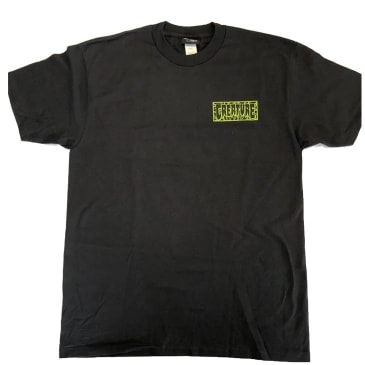 Creature Skateboards Ligaments T-Shirt - Black