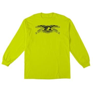 Antihero Skateboards - Basic Eagle Long Sleeve T-Shirt