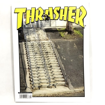Thrasher Magazine April 2020