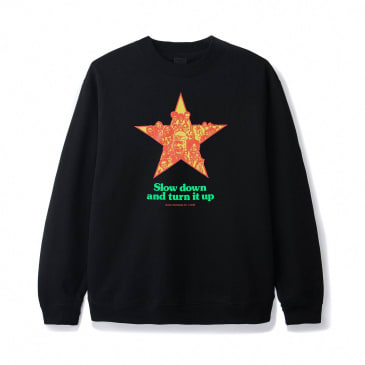 Butter Goods - Turn it up crewneck