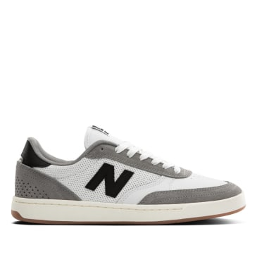 New Balance Numeric 440 Skate Shoe - Munsell White / Grey