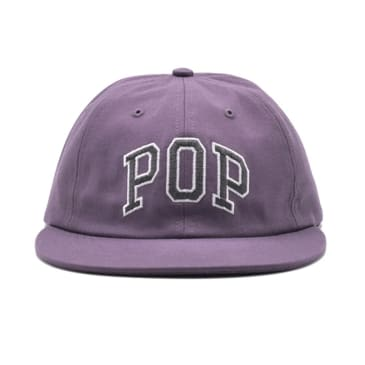 Pop Trading Company - Arch 6 Panel Hat - Violet