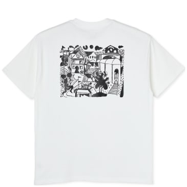 Polar Skate Co Weight T-Shirt - White