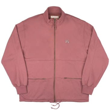 Yardsale YS Draw String Full Zip - Rose