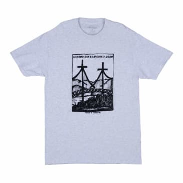 GX1000 Church of No Return T-Shirt - Ash