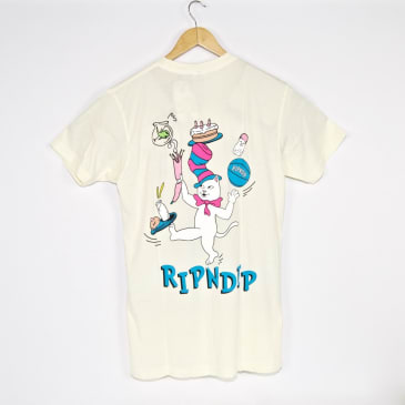 Rip N Dip - Nerm In A Hat T-Shirt - Natural