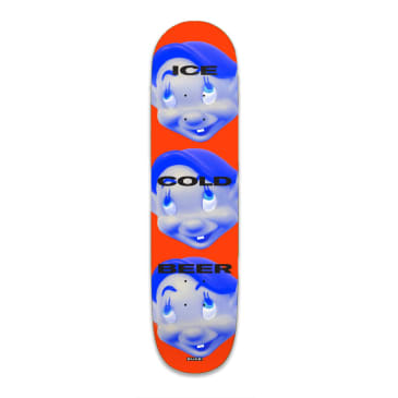 Quasi Dayton Face One Skateboard Deck - 8""