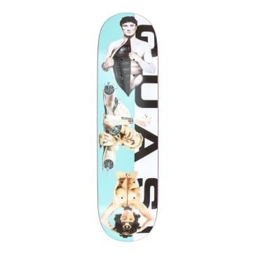 Quasi Cyborg One Mint Deck - 8.125""