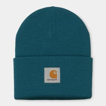 Carhartt WIP Acrylic Watch Hat Moody Blue