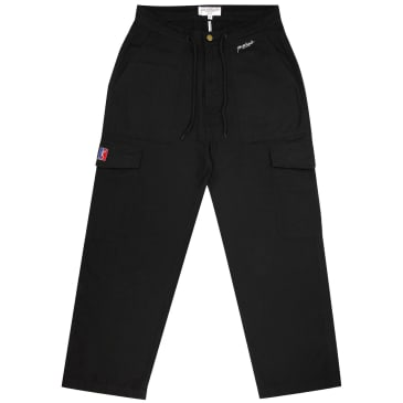 Yardsale Cargo Pants - Black