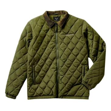Newman Jacket - Olive