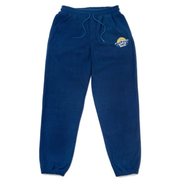 Quartersnacks Mountain Fleece Sweatpants - Navy