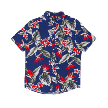 RVCA Montara Shirt - Blue