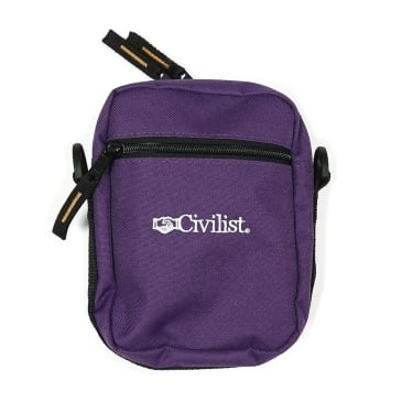 Civilist - Pusher Bag - Purple