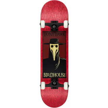 Birdhouse Stage 3 Plague Doctor Complete Skateboard | 8.00""
