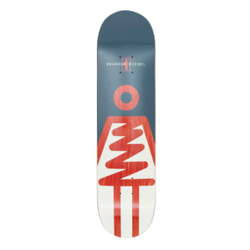 Girl Zig-Zag Brandon Biebel Deck - 8.0""