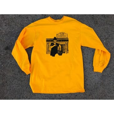 Our Life Beer Run Long Sleeve/Gold
