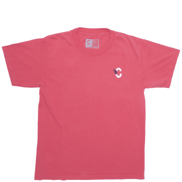 Cortina Bearing Co C Logo T-Shirt - Red