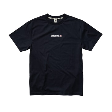 Droors Mountain T-Shirt - Blue