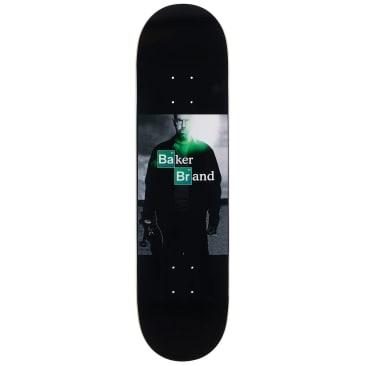 "Baker Skateboards Reynolds ABQ Skateboard Deck - 8.125"""