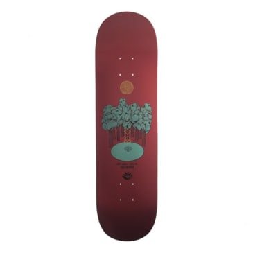 "Magenta Skateboards - 8.375"" Jimmy Lannon x Busted Mic Forrest Deck"