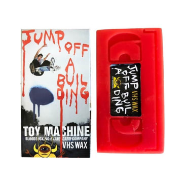 Toy Machine Jump Off A Building Wax