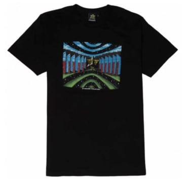 Pyramid Country - Homes Tee Black (Small)