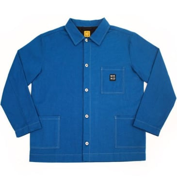 WKND - Job Jacket - Royal Blue
