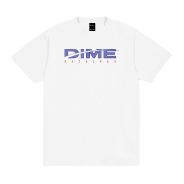 Dime Pictures T-Shirt White