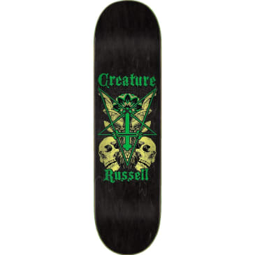"""Creature Russel Coat Of Arms 8.6"""""""