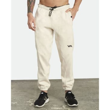 RVCA Hybrid Sweatpant birch medium