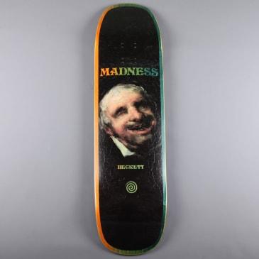 """Madness 'Sam Beckett Paquete' 8.75"""" Deck"""