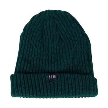 Sour Sweeper Beanie Green