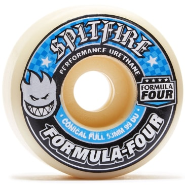 Spitfire Wheels - F4 Conical Full 99 53mm