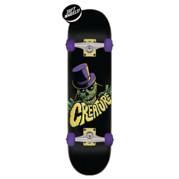 Creature Skateboards Crypt Keeper Mini Complete 7.75