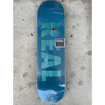 Real Bold Series Navy Deck- 8.25