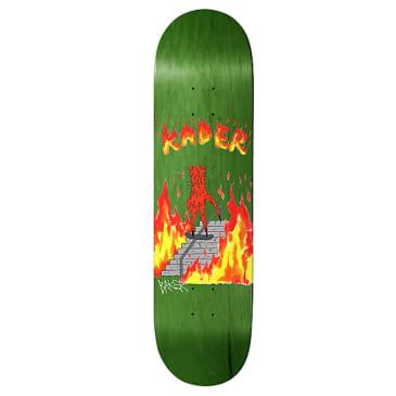 Baker Skateboards Kader Board To Death - 8.25