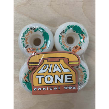 Dial Tone Trahan Zydeco Conical 99A Wheels- 55mm